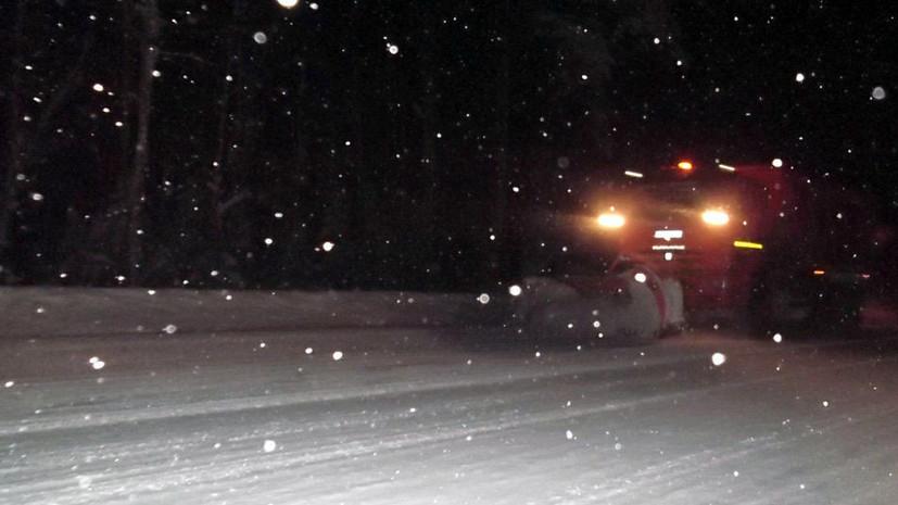 Спасатели предупредили о метели и ветре до 23 м/с в Красноярском крае 28 декабря