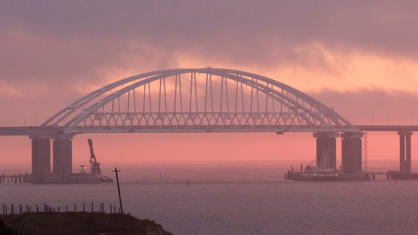 В Совфеде прокомментировали планы Киева вновь пройти через Керченский пролив