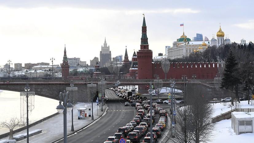 В ЦОДД дали рекомендации водителям Москвы