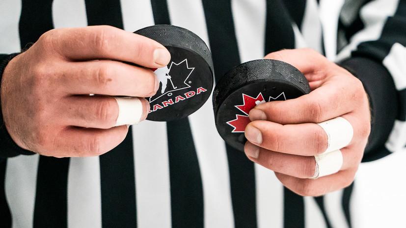 Сборная Канады одержала вторую победу на МЧМ-2019