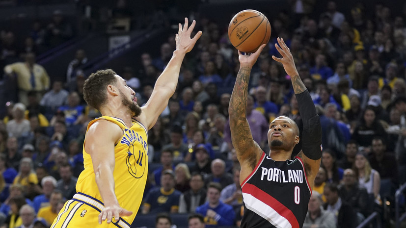 «Голден Стэйт» потерпел второе поражение подряд в НБА