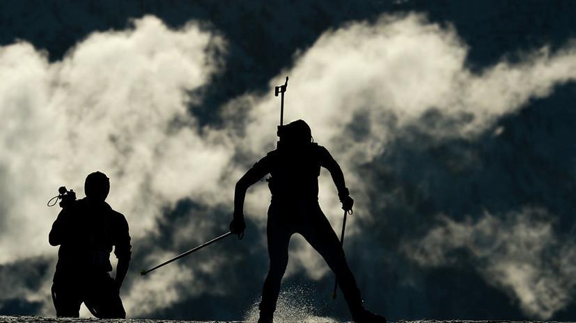 Биатлонистка Каплина одержала победу в спринте на «Ижевской винтовке»