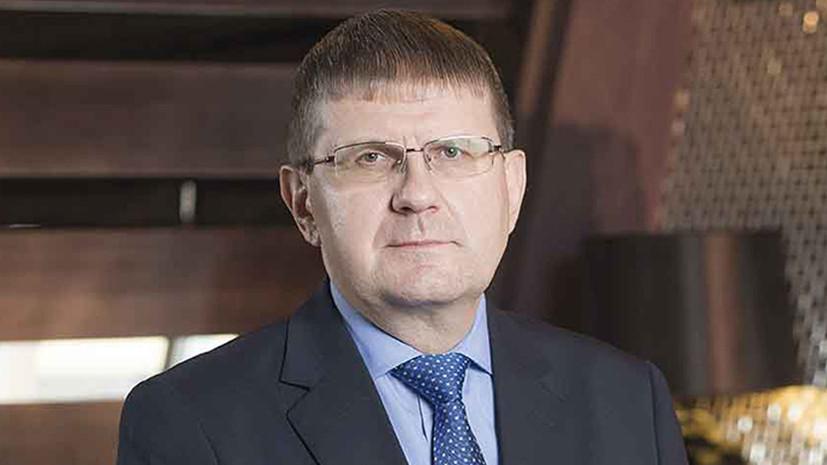 Гендиректор «Анжи» Флегонтов объявил об уходе из клуба