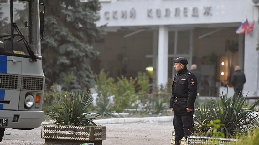 В Крыму завершили выплаты компенсаций пострадавшим в Керчи