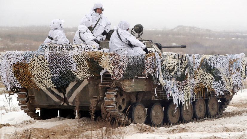 В ДНР заявили о наращивании ВСУ сил в Донбассе после отмены военного положения на Украине