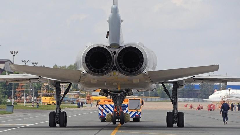 Ту-22М3М совершил первый полёт