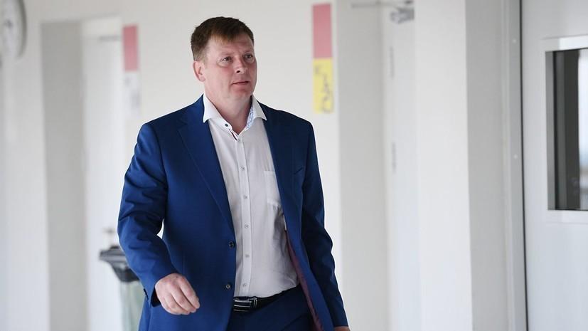 Зубков заявил, что независимая комиссия IBSF рассмотрит его дело 3 января