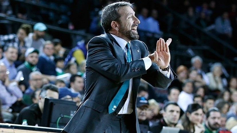 Гендиректор баскетбольного «Зенита» прокомментировал назначение нового главного тренера