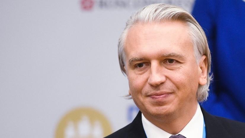 ЦСКА выдвинул кандидатуру Дюкова на пост президента РФС