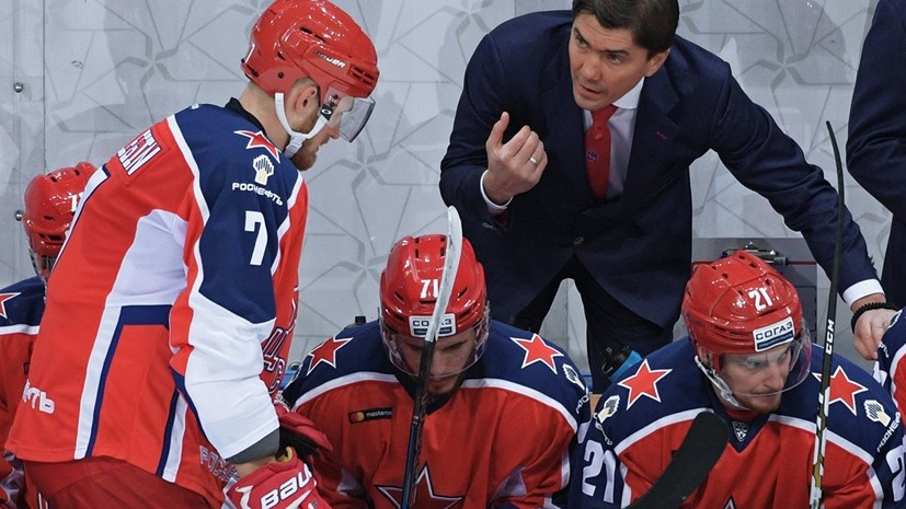 Защитник ЦСКА Марченко прокомментировал предстоящий матч против «Ак Барса»