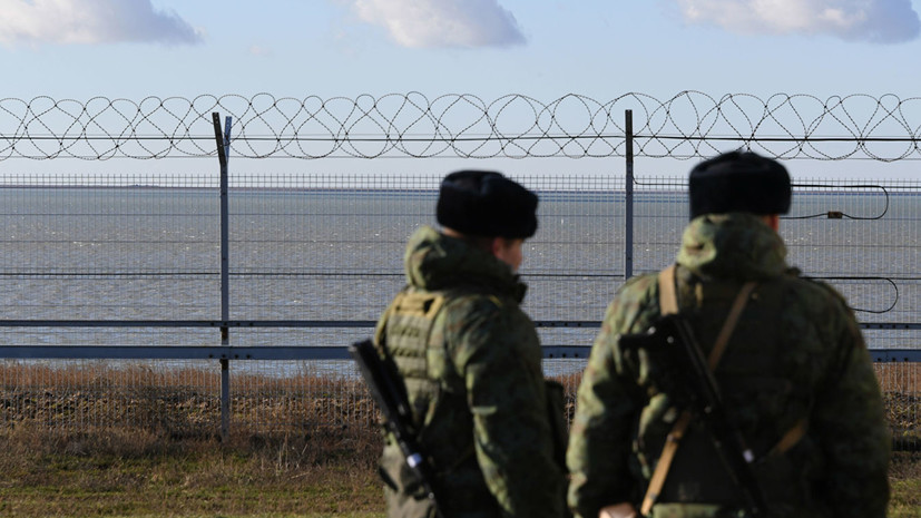 Эксперт оценил постройку заграждения на границе с Украиной