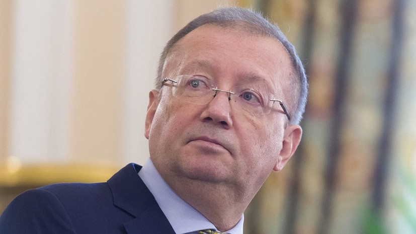 Россия и Британия договорились частично восстановить составы дипмиссий