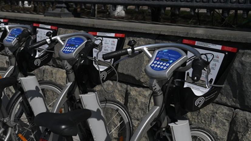СМИ: Парк велопроката в Москве вырастет почти на треть в 2019 году