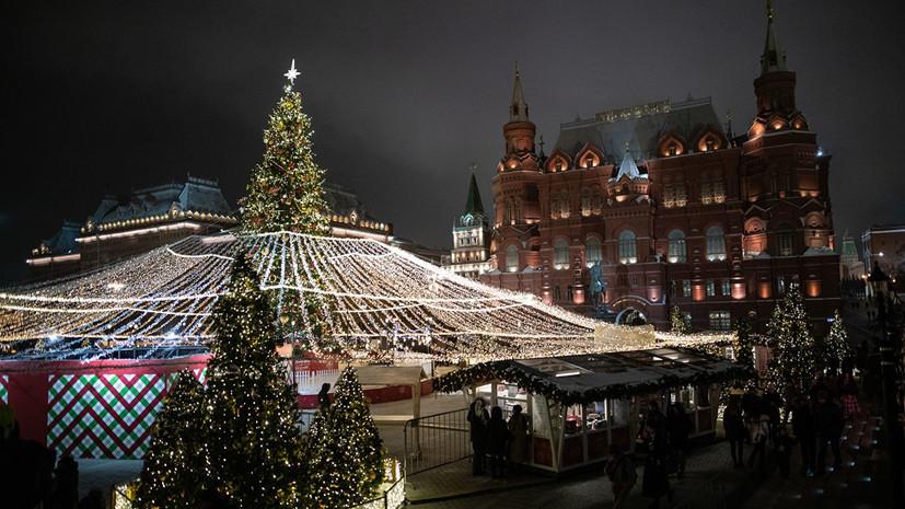 Более 80 музеев Москвы будут работать бесплатно в зимние праздники