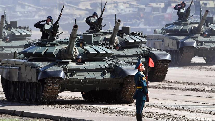 «Авангард», «Витязь», АК-12: какое оружие получит российская армия в 2019 году