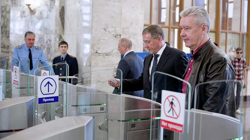 В Москве открыли автовокзал «Северные ворота»