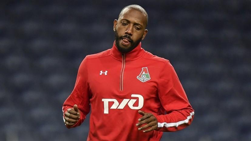 Агент надеется, что ему удастся договориться с новым руководством «Локомотива» о продлении контракта с Фернандешем
