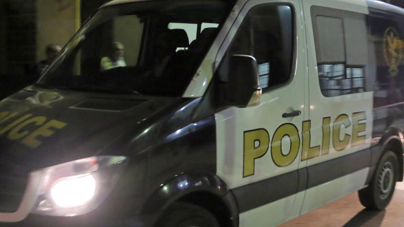 При взрыве в Египте пострадали два туриста из Китая