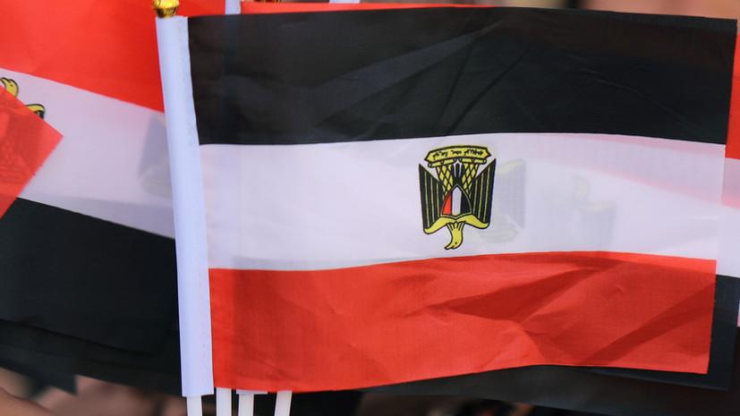 В МВД Египта сообщили о 12 пострадавших при взрыве в автобусе