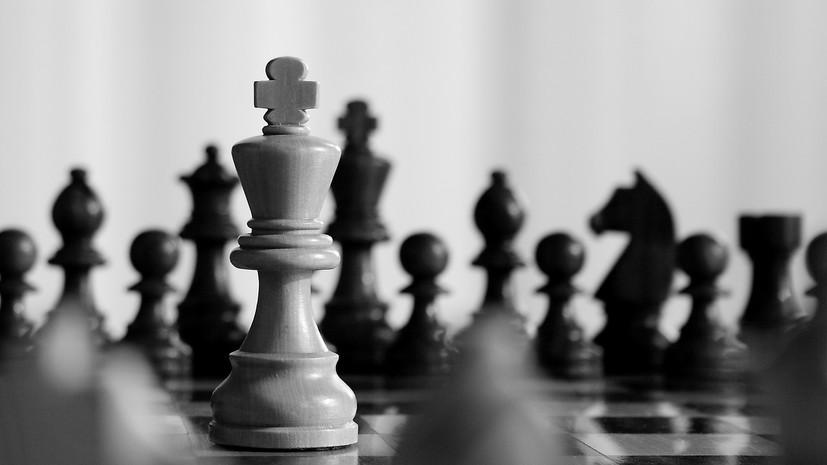 Российский шахматист Дубов стал чемпионом мира по рапиду