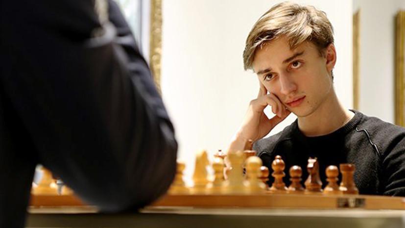«Сейчас я просто не понимаю, что произошло»: Даниил Дубов стал чемпионом мира по быстрым шахматам в дисциплине рапид