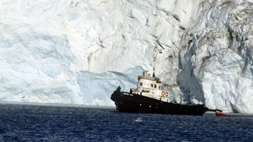 На борту терпящего бедствие у берегов Шпицбергена судна не было россиян