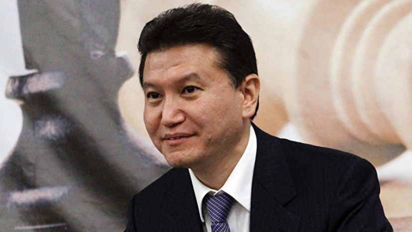 FIDE заключила мировое соглашение с экс-президентом организации Илюмжиновым