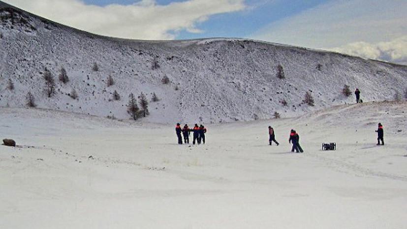Число погибших при сходе лавины под Хабаровском возросло до двух