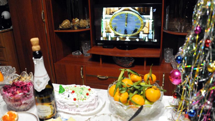 Баста на крыше Москва-Сити и Гребенщиков у Маргулиса: что телеканалы покажут на Новый год
