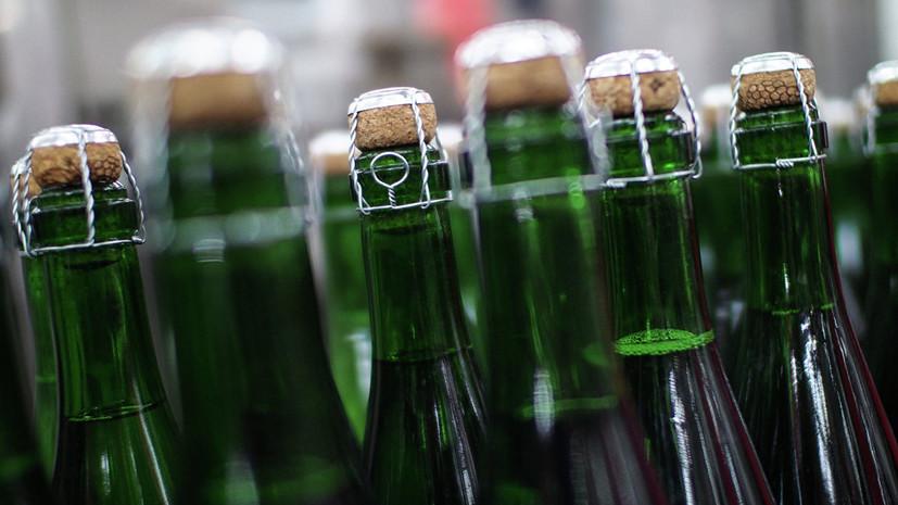 В Роскачестве дали советы по выбору шампанского