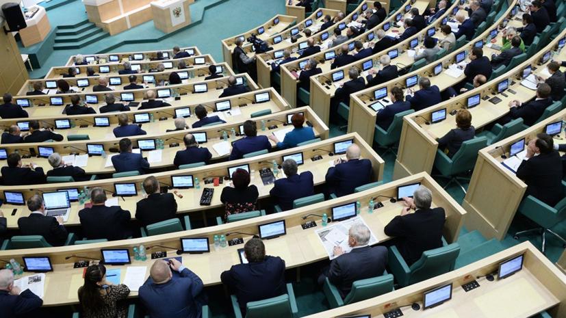В Совфеде оценили запрет на импорт ряда украинских товаров