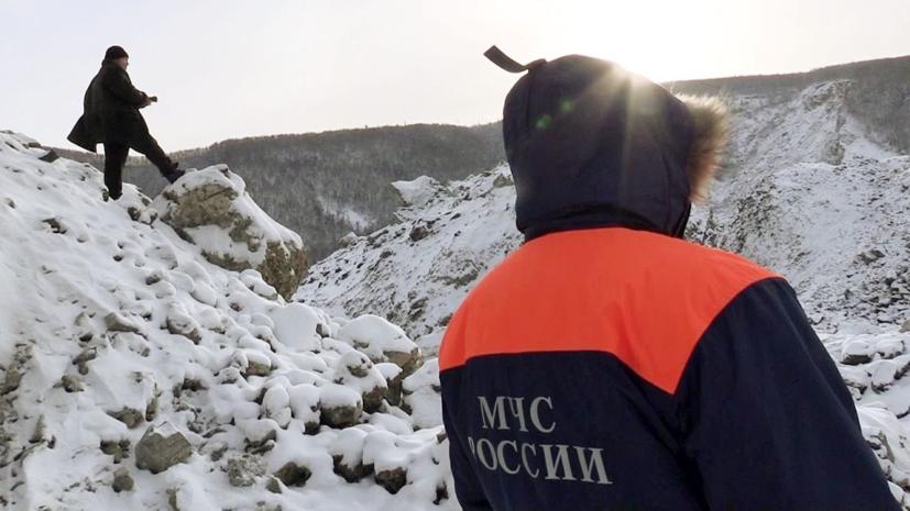В горах Крыма спасли туристку из Москвы