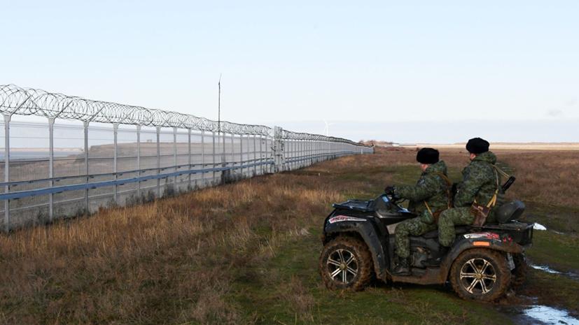 Эксперт оценил реакцию Украины на постройку в Крыму заграждения на границе