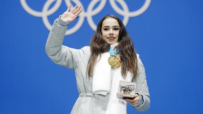 Олимпийская чемпионка, королева прыжков и непобедимая «художница»: лучшие спортсменки России 2018 года по версии RT