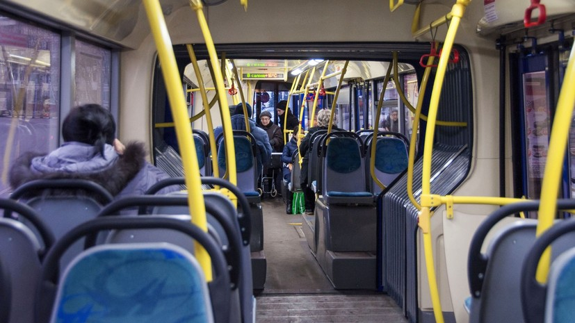 В автобусах Подмосковья с января подорожает проезд