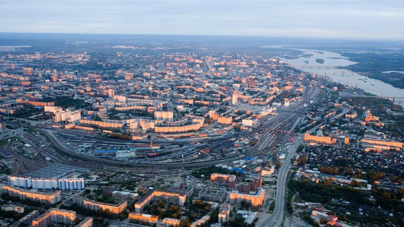 Ледовый городок откроют 30 декабря на набережной в Новосибирске