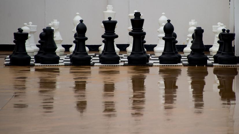 Российский шахматист Артемьев занимает второе место по итогам первого игрового дня ЧМ по блицу