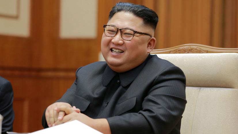 Лидер КНДР предложил президенту Южной Кореи чаще встречаться