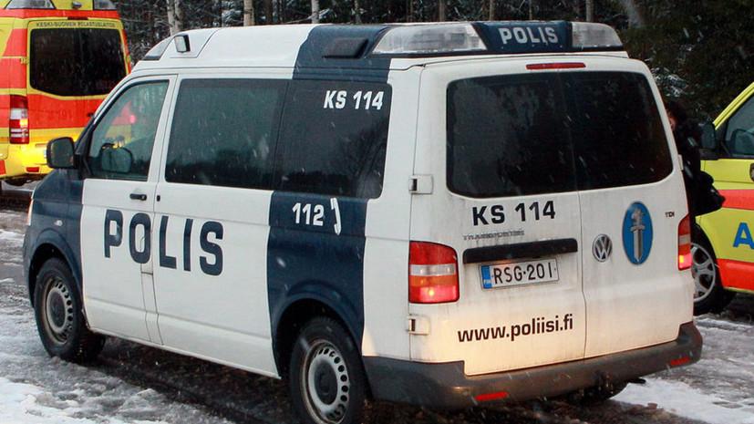Семья из России погибла в ДТП в Финляндии