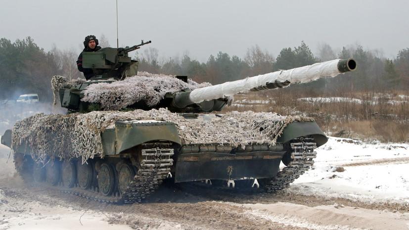 Украина намерена закупить для ВСУ до 20 наименований нового вооружения