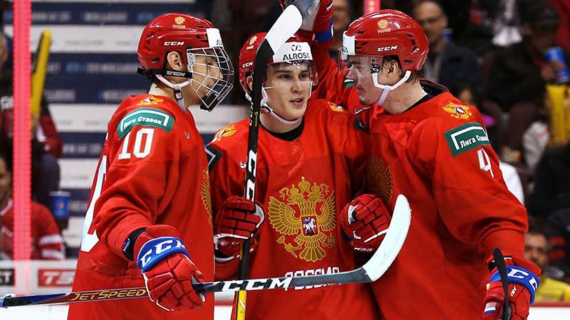 «По-настоящему сильного соперника у нас ещё не было»: Николишин о первых матчах сборной России на МЧМ-2019