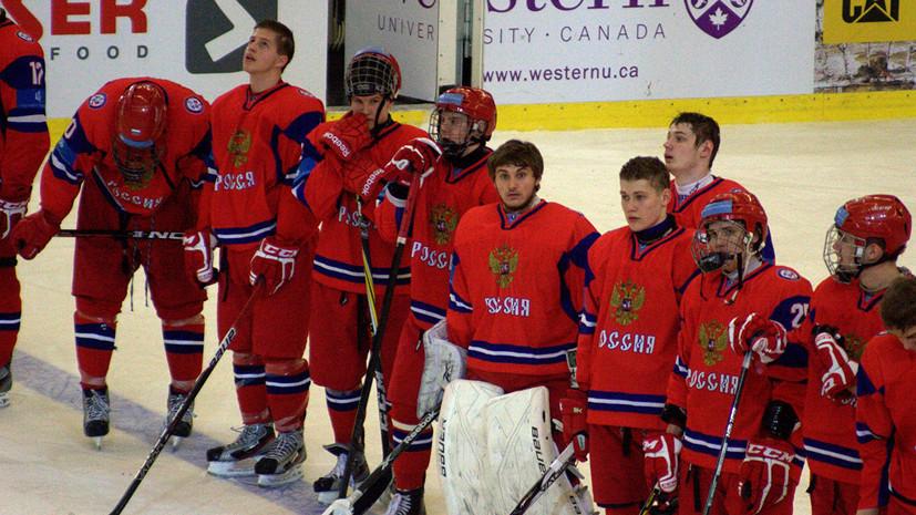 В случае победы над Канадой сборная России по хоккею сыграет со Словакией в 1/4 финала МЧМ