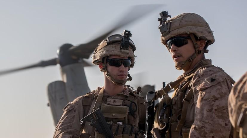 В Госдуме назвали логичным решение США вывести войска из Сирии