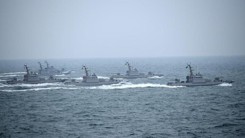 ВМС Украины в 2019 году получат новые корабли и катера