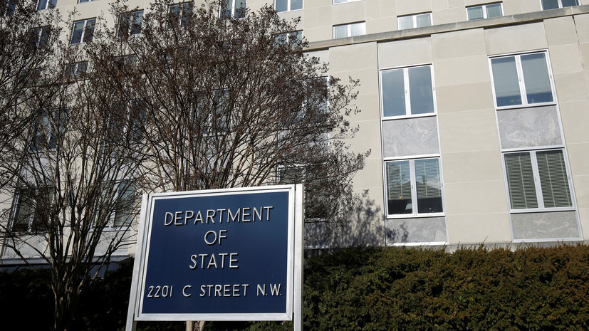 США запросили консульский доступ к задержанному в Москве американцу