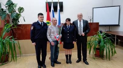Бывший пленник СБУ Вячеслав Жук получил российский паспорт