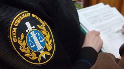 В Ростовской области мужчина напал на пристава в здании суда