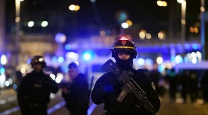 «Нейтрализовали агрессора»: полиция ликвидировала страсбургского стрелка