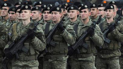 В МИД раскритиковали решение Косова создать армию