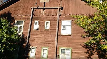 В подмосковной Балашихе ищут варианты расселения жителей послевоенных бараков
